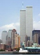 башни-близнецы (twins tower). world trade center